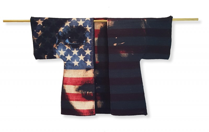 American American Nocturne Kimono Miniature - Click here to view and order this product
