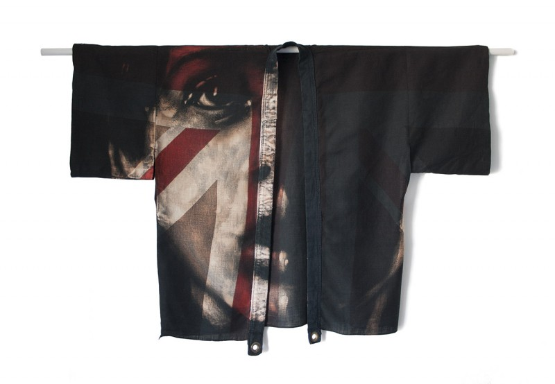 Union Jack Haori - Click here to view and order this product